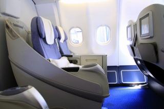 南航空客a330宽体客机首降贵阳图片