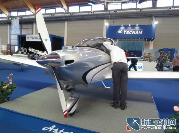 Tecnam公布首款高端轻型运动飞机售17万