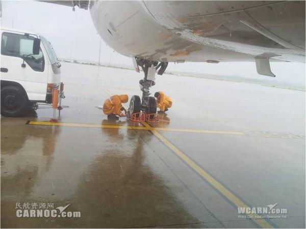 威马逊来袭 海航技术全面防御飞机无一受损