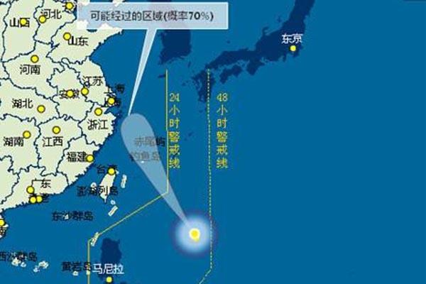 避台风 上海铁路局停售京沪等7条线路动车票