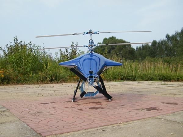 常见共轴双旋翼直升机的简述