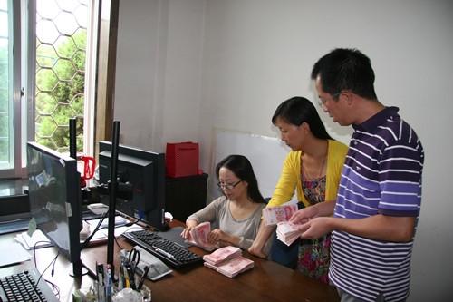 东航甘肃职工向鲁甸地震灾区捐款15万余元