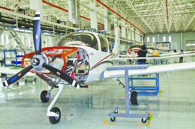 珠海金湾航空产业迎来加速发展期
