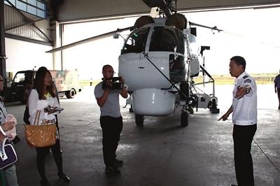 鄂尔多斯警用直升机监控污染 累计飞行39架次