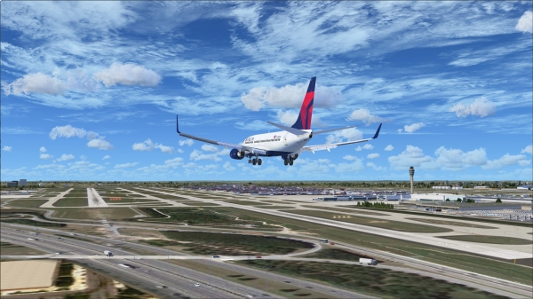 亚特兰大新规划:全球最忙机场将建第六跑道