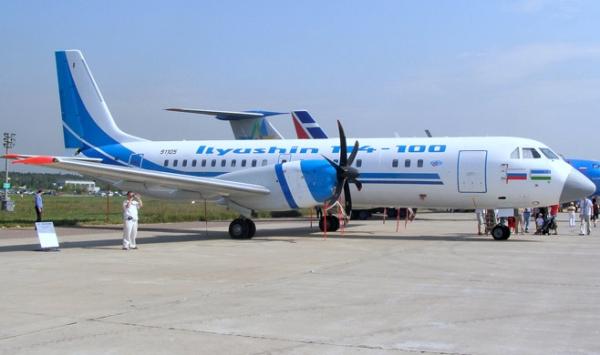俄企:推迟恢复伊尔-114飞机生产是战略错误