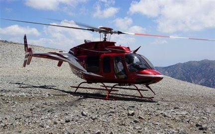 贝尔向陕西直升机交付百架订单中的首架407GXP