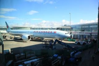 飞行游记:体验北美最拥挤的波音777-300ER