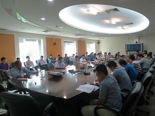 图:广州白云国际机场扩建空管工程工艺工程初步