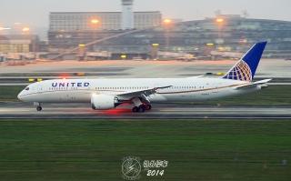 美联航10月开通第二条上海—旧金山每日航班