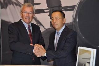 FCC与耀莱航空技术公司在NBAA签署合资协议