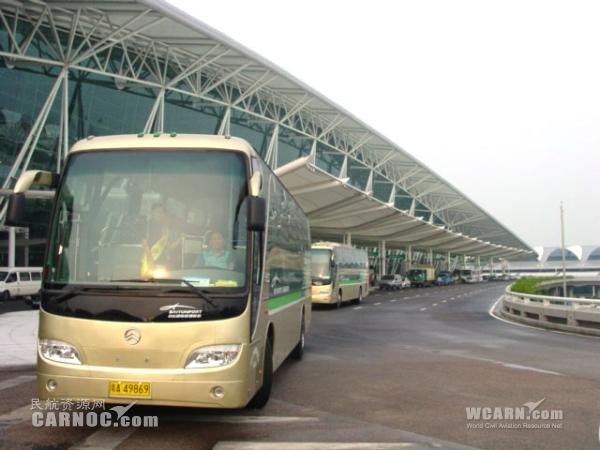 1号线也是所有白云机场大巴中发车最早
