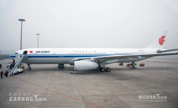 国航333机型_国航西南引进首架a330-300高原机型