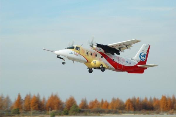 Y12F飞机完成FAA局方评估试飞