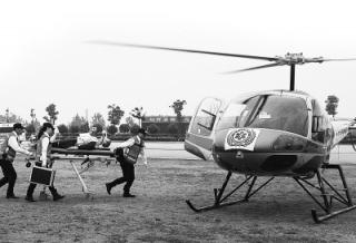 武汉将设53处直升机停机坪