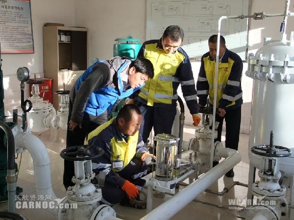 中国航油内蒙古多种举措 强化服务保障能力