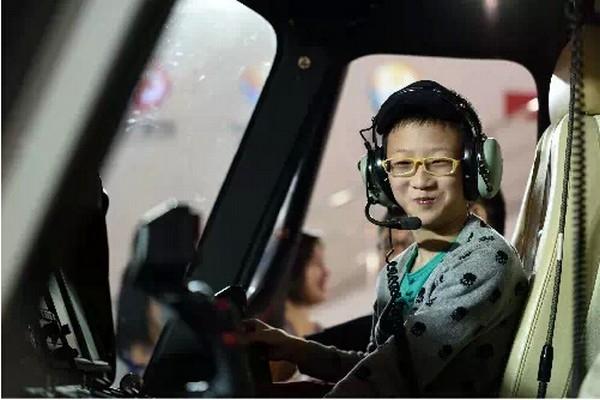 航展外篇:直升机少年梦圆中美洲际