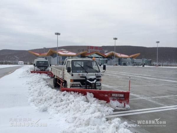 阿尔山机场冬季保障创新招