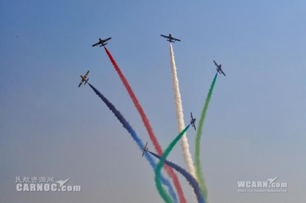 飞机竟然可以这么飞:珠海航展,飞机的各种酷