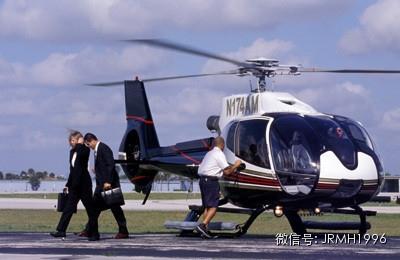 公务直升机迎来市场春天?