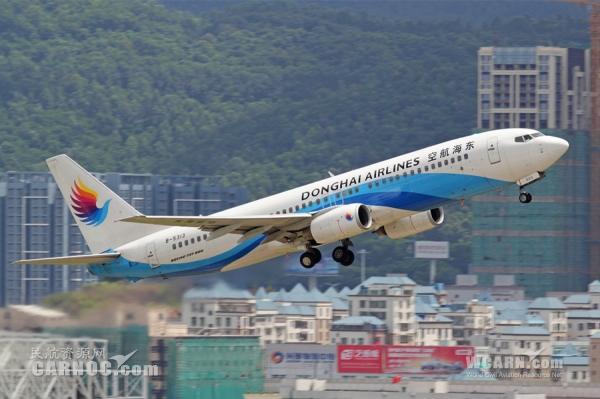东海航空希望尽快开通西南各主要机场航线