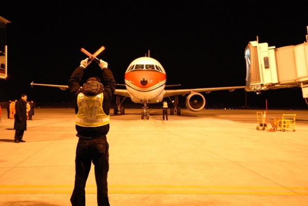 东航安徽分公司顺利实现2014安全飞行年