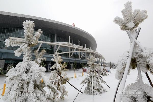 兰州中川机场二期扩建工程顺利竣工验收