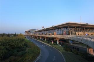 硕放机场年度客流突破600万人次