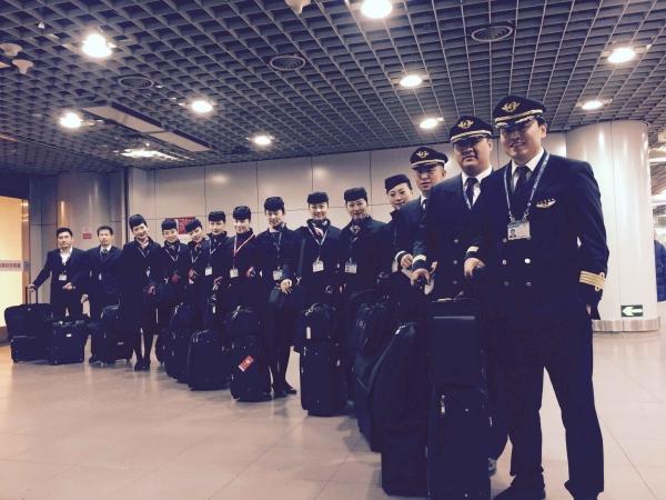 东航北京—甲米包机成功首航