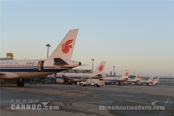 乘客空中发病 CA457绕飞放油13.6吨实施备降