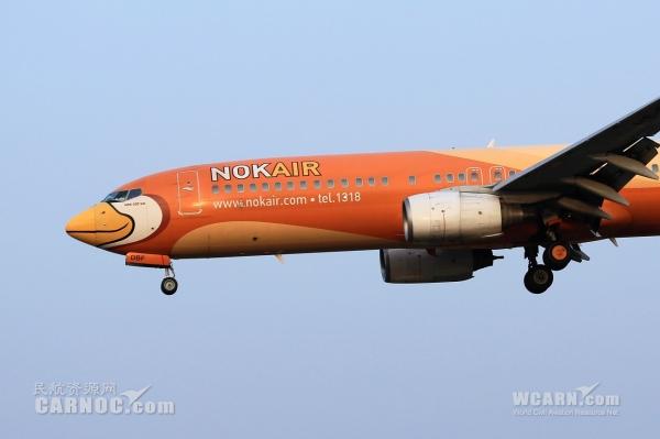 泰國飛鳥航空年內再增3-4條直飛中國航線