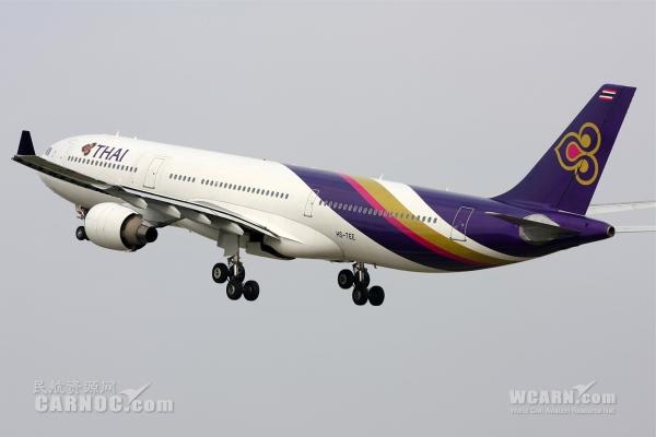 为减少亏损 泰国国际航空将出售42架飞机