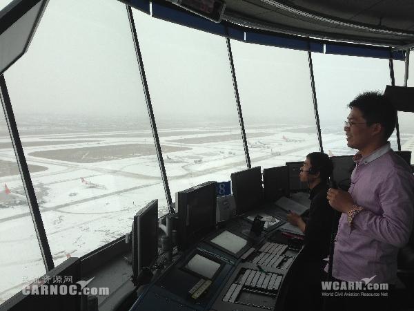 攻坚克难 内蒙古空管日保障航班架次创新高