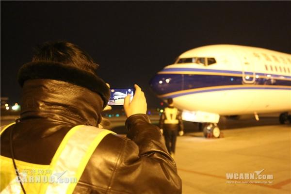B-1747飞机加盟 南航新疆执管运力达52架