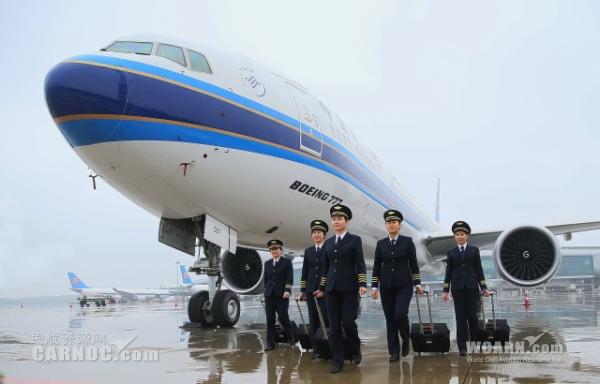 南航妇女节启动特殊航班