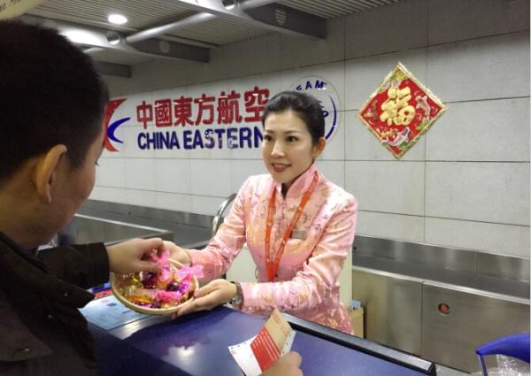 春运圆满收官 东航山东保障旅客56.2万人次