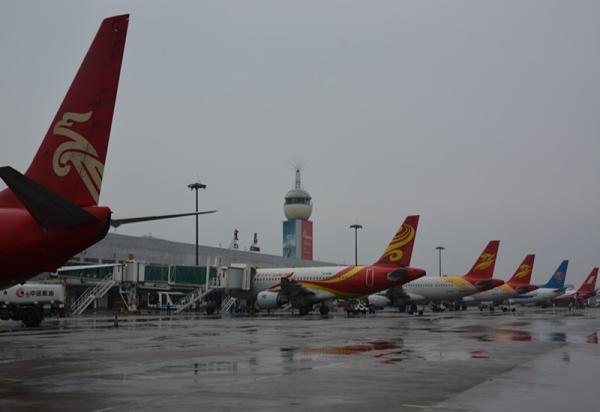 春运完美收官 三峡机场运送旅客16.4万人次