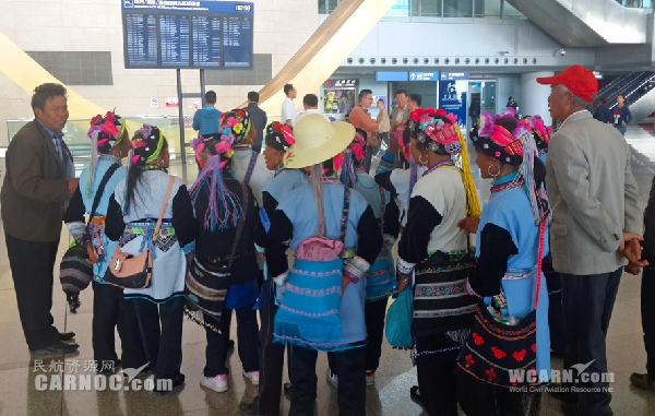昆明长水国际机场春运期间迎送旅客423万人次