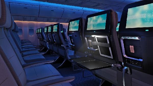 科技改变未来 五大客舱新技术颠覆未来旅行