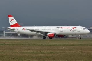 奥地利航空公布新涂装 4月初将正式推出