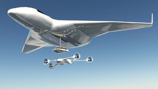 欧洲科学家正研发客机空中加油和空中转机系统