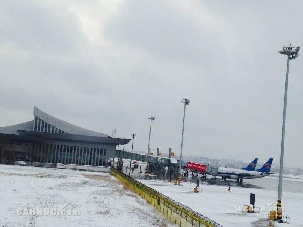 伊宁机场2017年货运量实现开门红