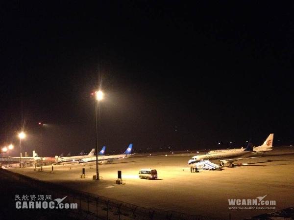 伊宁机场2016年三项运输指标持续稳步增长