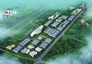 川南通航产业园项目顺利推进 年底实现起飞
