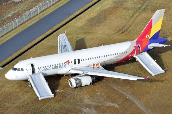 韩亚客机从无法盲降的东侧进入 或曾遇到气流