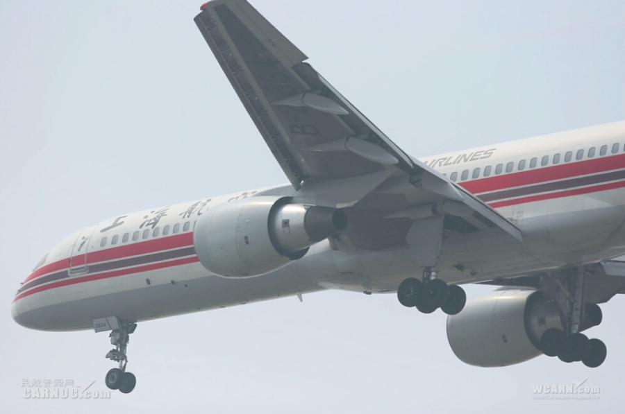 """【民航贴图】揭秘造型各异的飞机""""起落架"""""""