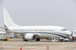 华龙航空宣布正式成立 携波音BBJ惊艳亮相
