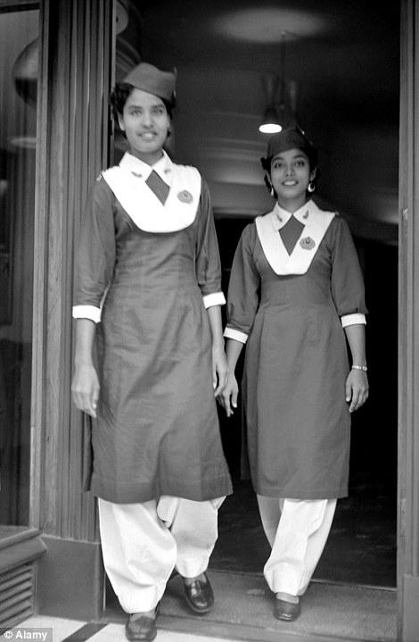 Thai airways air hostess new dress fashion