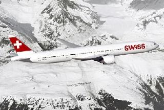 瑞士航空追加3架777-300ER订单 价值9亿美元