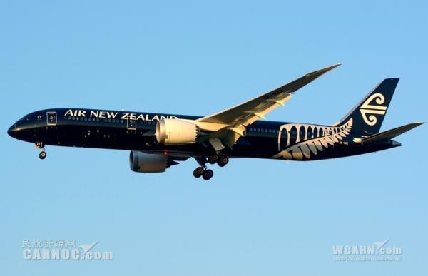 2017年度最佳航空榜单出炉 新西兰4年名列十佳
